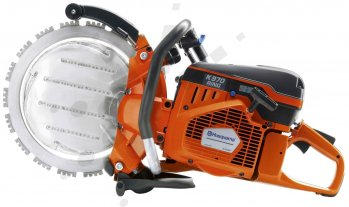 husqvarna saw for rent