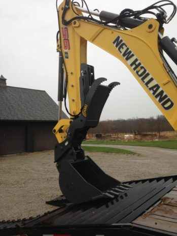 New Holand Backhoe Loader rental Tiffin Ohio
